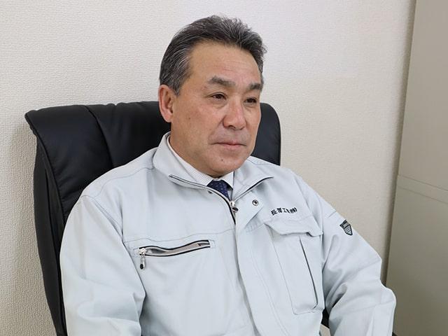 代表取締役 長澤 悟